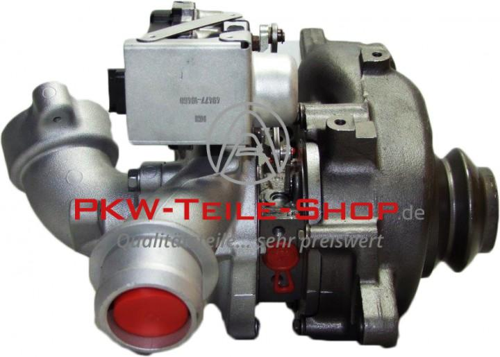 Turbolader Peugeot 508 2.2 HDi Citroen C5 2.2 HDI