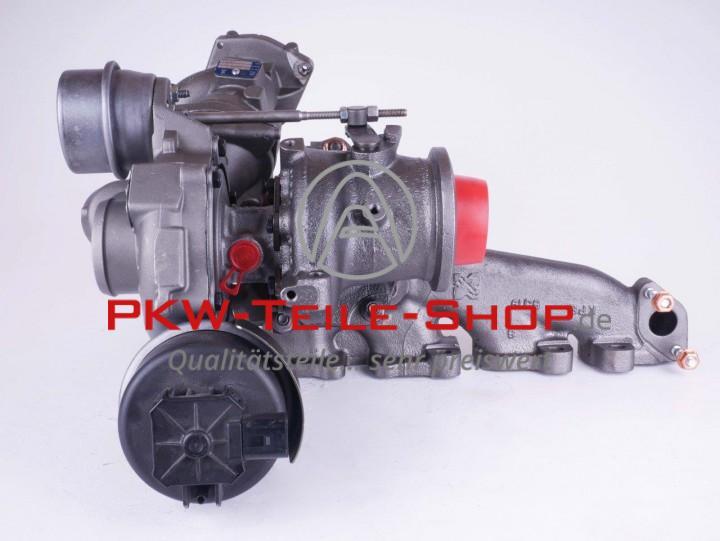 Turbolader VW Crafter 2.0 TDI Bi-Turbo