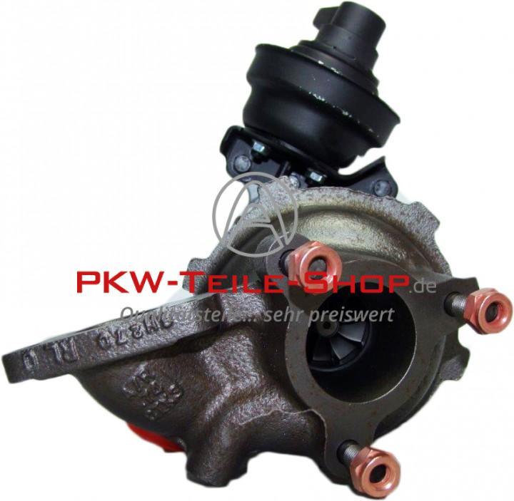 Turbolader Honda Accord 2.2