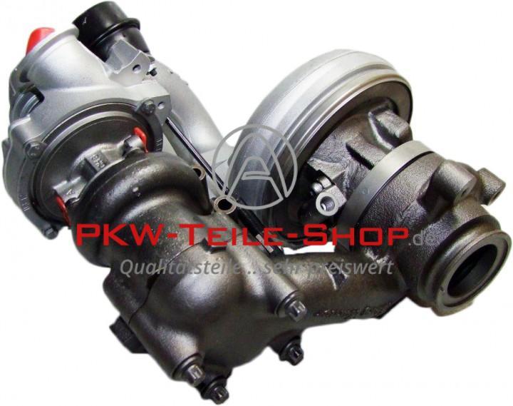 Turbolader Iveco Daily V 2998ccm 170PS
