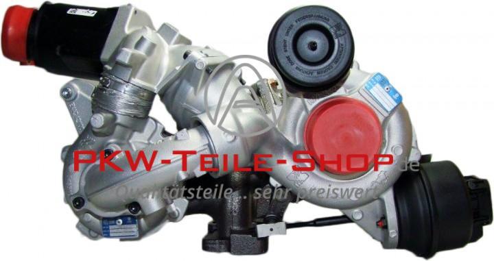 Turbolader VW Amarok 2.0 BiTDI 180 PS