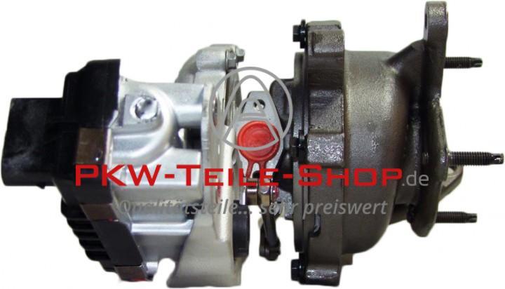 Turbolader Landrover 3.0 D links