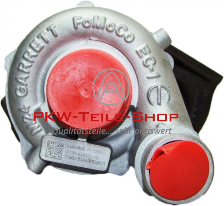 Turbolader Landrover 3.0 D rechts
