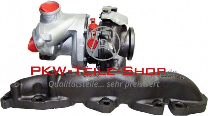 Turbolader Audi A3 Seat Leon VW Golf VII Skoda 2.0 TDI 184PS