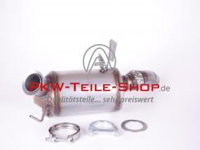 DPF Rußpartikelfilter- BMW 318d / 320d