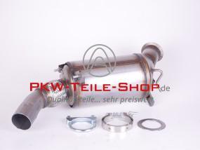 DPF Rußpartikelfilter- BMW 120d / 320d / 520d
