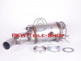 DPF Rußpartikelfilter- BMW 114d 116d 118d 120d 12